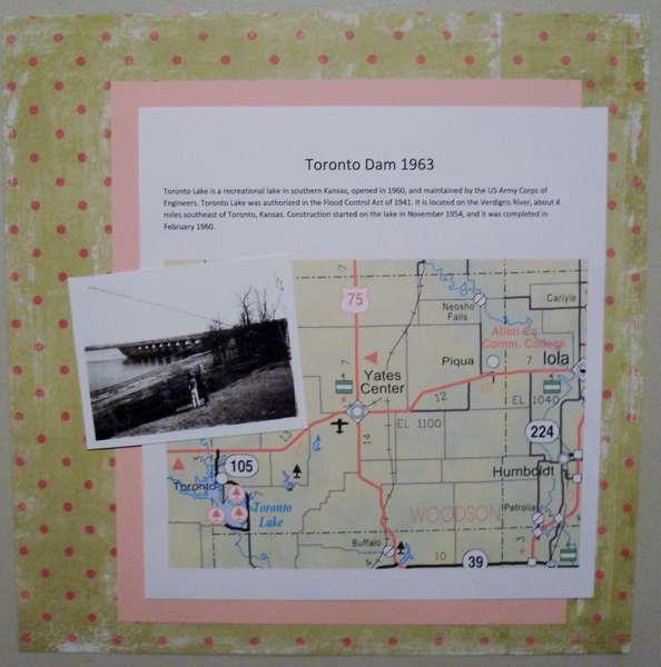 Toronto Dam 1963