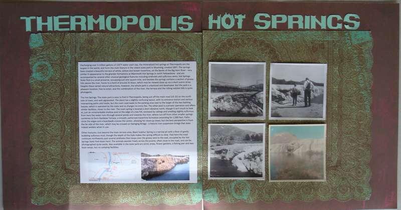 Thermopolis Hot Springs, Wyo