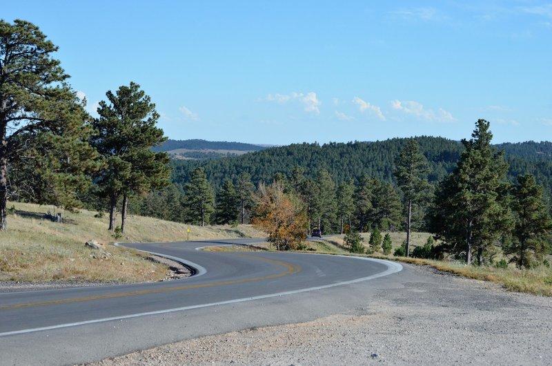 Iron Mtn. Road
