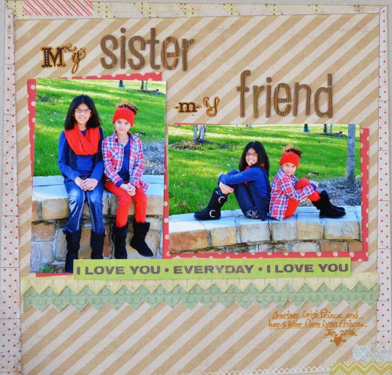 Mt Sister My Friend
