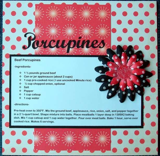 Recipe Card 33