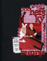 Hef's KY Bunny