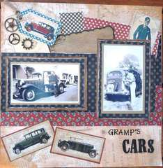 Gramp's Cars