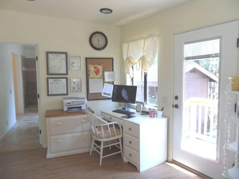 My NEW scraproom/office
