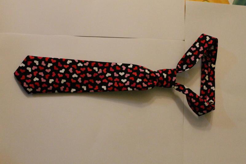 V-Day Tie