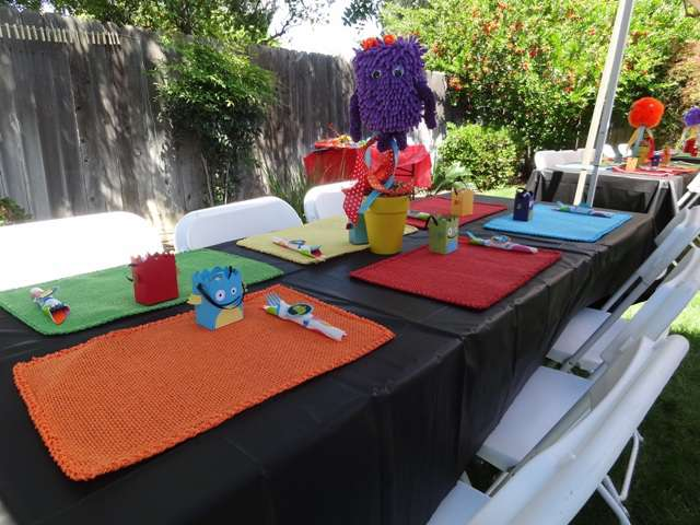 Second Guest Table