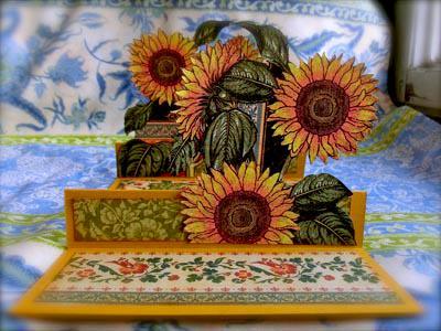 Sunshine card - Happy Birthday