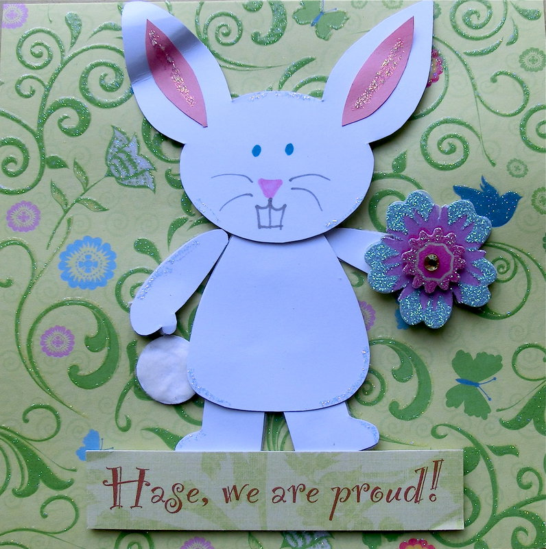 Hase, we are proud
