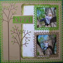Affi - Little Monkey