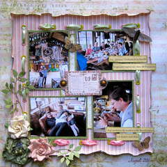 Finca Flamingo 2nd page °°°SWIRLYDOOS°°°