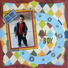 All Boy: Rough and Tumble