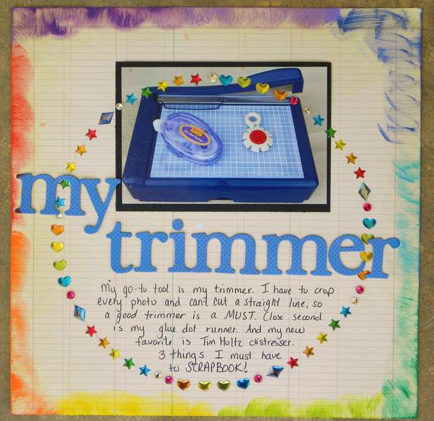 my trimmer