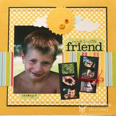 """""""My Little Friend"""" by Gina Hanson"""