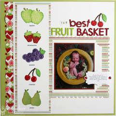 Best Fruit Basket by Lesley Langdon