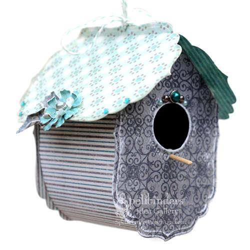 Birdhouse by Tonya Dirk