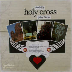 Holy Cross by Gina Hanson