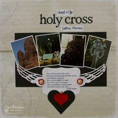 Holy Cross by Gina Hanson