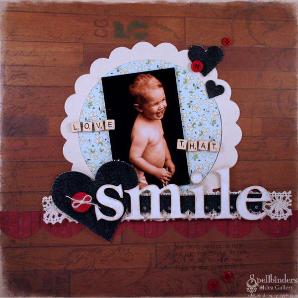 Love That Smile by Kimberly Crawford