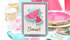 So Sweet Watermelon Birthday Party