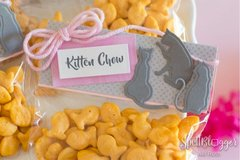 Kitty Purr-fect Party Favor Bags