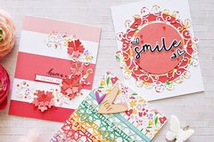 Colorful Cards with Zsoka