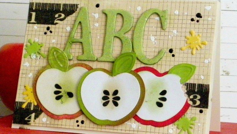 An Apple for the Teacher by Linda Lucas