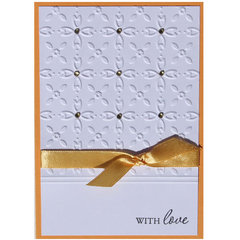 With Love Card by Yvonne van de Grijp