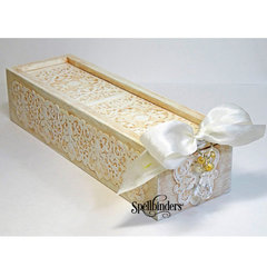 Faux Carved Box by Judy Hayes