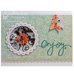 Enjoy Card by Michelle Woerner