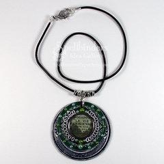Parisian Necklace by Yvonne van de Grijp