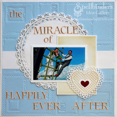 Miracle of Happily Ever After by Yvonne van de Grijp