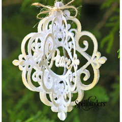 Peace Ornament by Tina McDonald