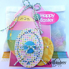 Happy Easter by Marielle LeBlanc