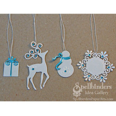 Frosty Tags by Judy Hayes