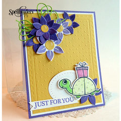 Just For You Gift Card Holder by Teresa Horner