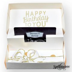 Happy Birthday to You Gift Card Box