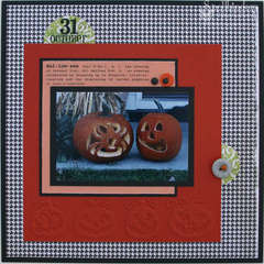 Pumpkins by Gina Hanson