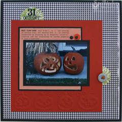 Pumpkins by Gina Hanson
