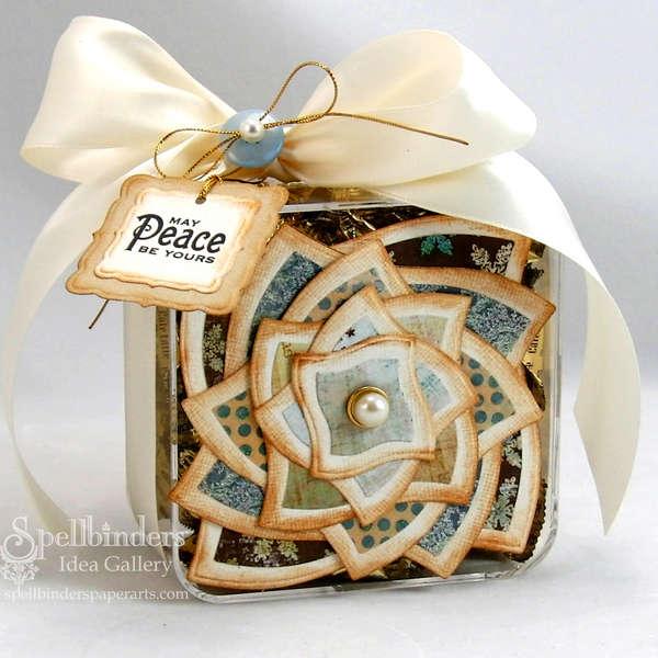 Gift Box by Mona Pendleton