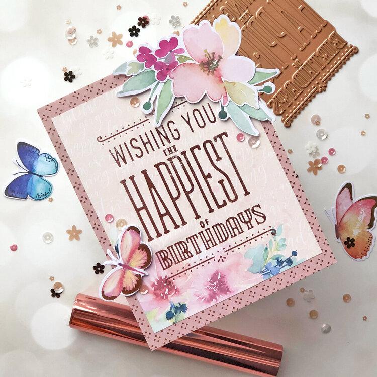 Birthday Card by Brenda Noelke