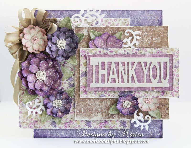 Celebrate the Day with Pop Up Inspiration by Marisa Job for Spellbinders
