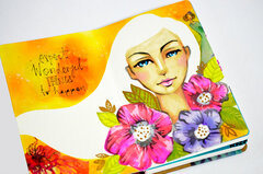 Journal Insert by Mayline Jung