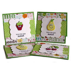 Berry Basket Cards by Kimberly Crawford
