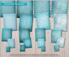 Spellbinders Nestabilities - Classic Nesting Rectangles