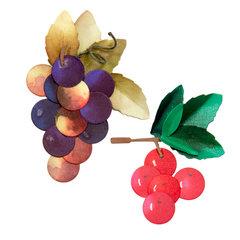 Berries, Cherries, or Grapes?