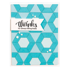 Gems Quilt-It Card