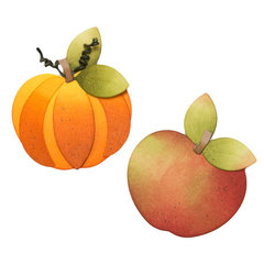 Apple or Pumpkin?