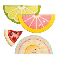 Lemon, Lime, Watermelon or Sun?