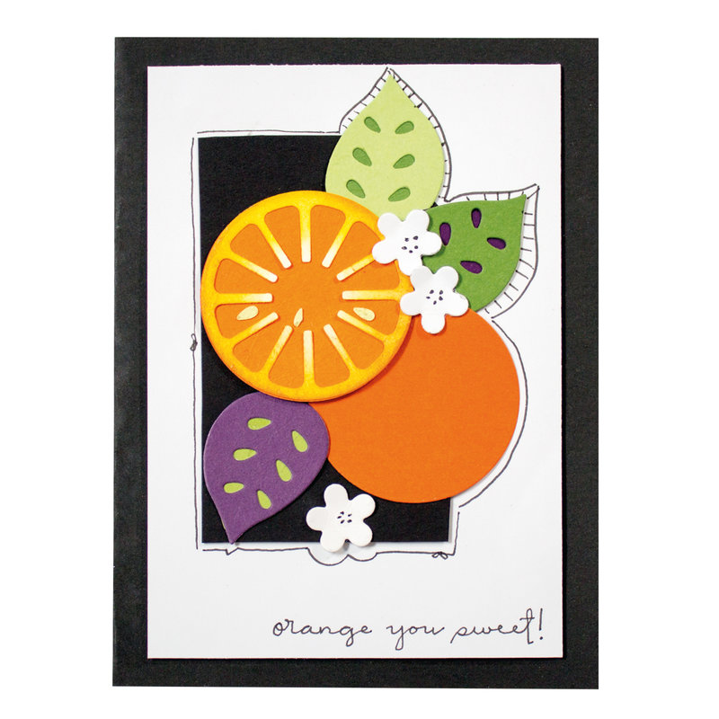Orange You Sweet