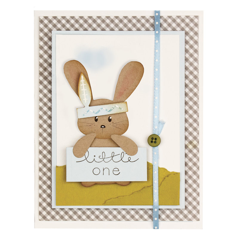 Some Bunny Card